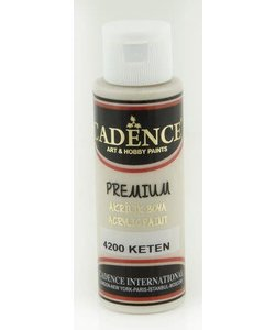 Cadence Premium Acrylverf Semi Mat 70ml Linnen