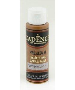 Cadence Premium Acrylverf Semi Mat 70ml Terracotta