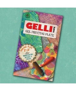 """Gelli Arts Gel Printing Plate 3x5"""""""