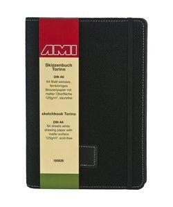 Ami Schetsboek Torino 125g A6 64st