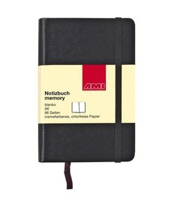 Ami Notitieboek Memory A6 96st