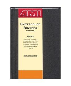 Ami Schetsboek Ravenna Chamois 110g A5 80 pagina's