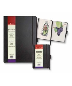 Ami Schetsboek Impressions 110g A5 80 pagina's