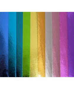 Joy Spiegelkarton Pastel assorti A4 230 gr. 10 vel