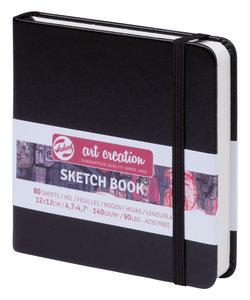 Talens Art Creations Sketch Book 12x12cm 80st