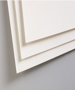 Clairefontaine Pastelmat 360g 24x32cm 5st White