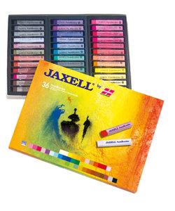 Jaxell Soft Pastelkrijt Set 36st