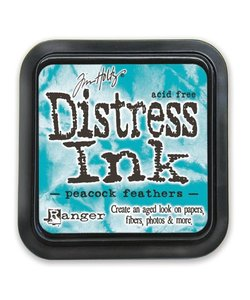 Ranger Distress Ink Tim Holtz Peacock Feathers
