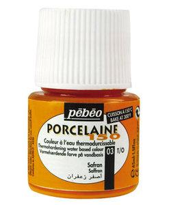 Pebeo Porcelaine 150 Porseleinverf 45ml Saffron nr. 03