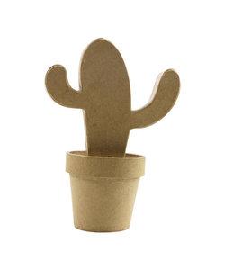 Decopatch Papier Mache Cactus Mexicaans