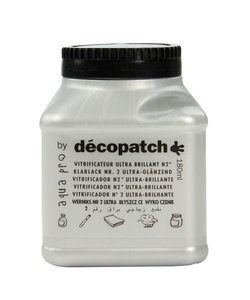 Decopatch Lijmvernis Ultra Glanzend Brillant 180ml
