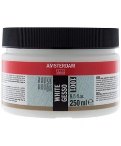 Amsterdam Gesso 250ml White