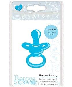 Tonic Studios Stansmal Rococo Newborn Dummy
