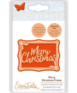 Tonic Studios Stansmal Rococo Merry Christmas