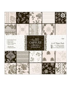 Papermania paperpack 6x6 Midnight Blush
