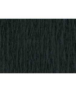 Folia Crepe Papier Zwart 50x250cm