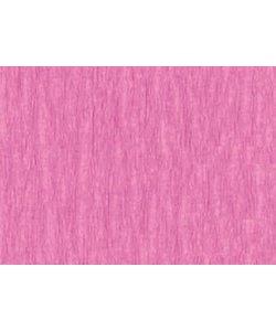 Folia Crepe Papier Roze Violet 50x250cm