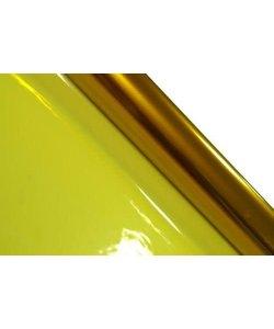 Haza Cellofaan Folie 70x500cm Geel