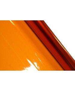 Haza Cellofaan Folie 70x500cm Oranje