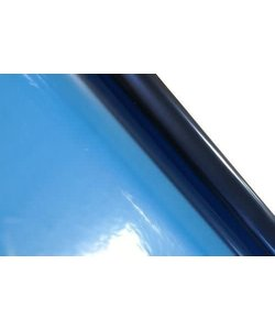 Haza Cellofaan Folie 70x500cm Marine Blauw