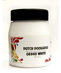 Dutch Doobadoo Gesso white