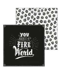 Paperfuel Papier 30,5x30,5cm 200gr Fire