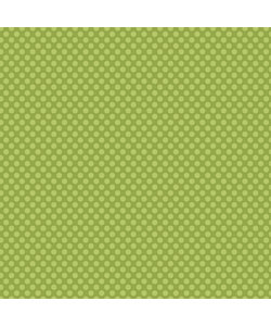 """Core' dinations patterned 12x12"""" l.green large dot"""
