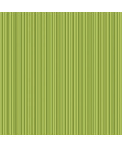 """Core' dinations patterned 12x12"""" l.green stripe"""