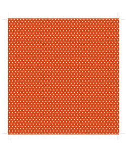 "Core' dinations patterned 12x12"" orange small dot"