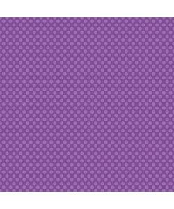 "Core' dinations patterned 12x12"" purple large dot"