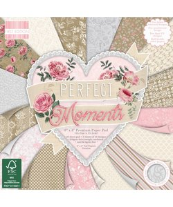 First Edition Perfect Moments Paper Pad 15.2x15.2
