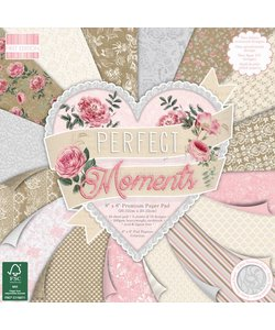 First Edition Perfect Moments Paper Pad 20.3x20.3