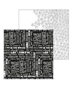 Paperfuel Papier 30,5x30,5cm 200gr Silence