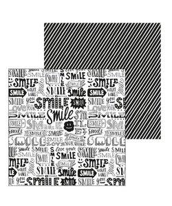 Paperfuel Papier 30,5x30,5cm 200gr Smile
