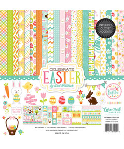 Echo Park Paper Collection Kit 12x12'' Celebrate Easter