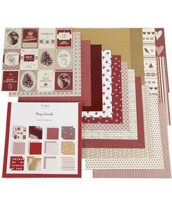Vivi Gade Design Paperbook  30,5x30,5 50st