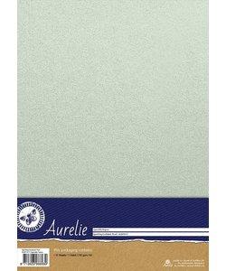Aurelie Sparkling Cardstock Papier Pearl 10st