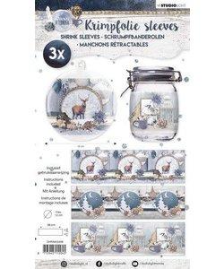 Studio Light Krimpfolie Sleeves nr. 68