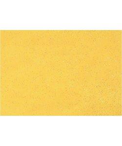 Hobbyvilt A4 dikte 1mm geel glitter