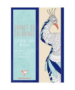 Clairefontaine Kleurboek volwassenen Nature