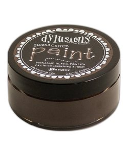 Ranger Dylusions Paint Ground Coffee 59ml
