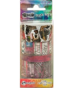 Ranger Dylusions Dyan Reavely washi tape #1 7 rolls