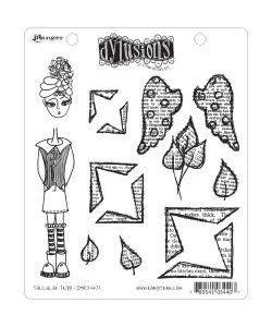 Dylusions stamp tallulah tripp