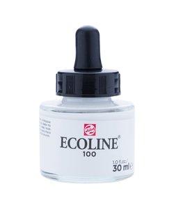 Talens Ecoline Flacon 100 White 30ml