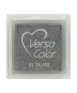VersaColor inkpad mini 3x3cm Silver