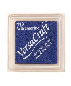 VersaCraft inkpad small Ultramarine
