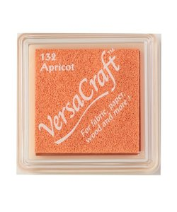 VersaCraft inkpad small Apricot