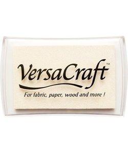 Versacraft Inkpad White wit waterbased