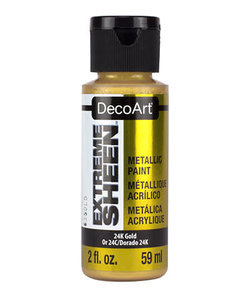 DecoArt Extreme Sheen 59ml 24K Gold