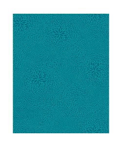 Vel Decopatch papier Patroon turquoise